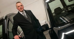David Campbell, Anderson Maguire Funeral Directors, Glasgow