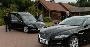 East of England Co-op Funerals invest in Jaguar XJ Hearse & Limousine