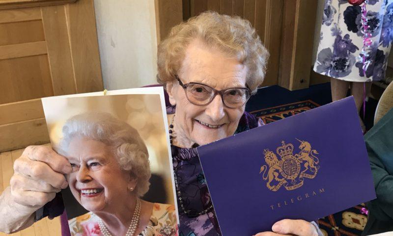 Muriel Anne Rowland, Funeral Directors, 100