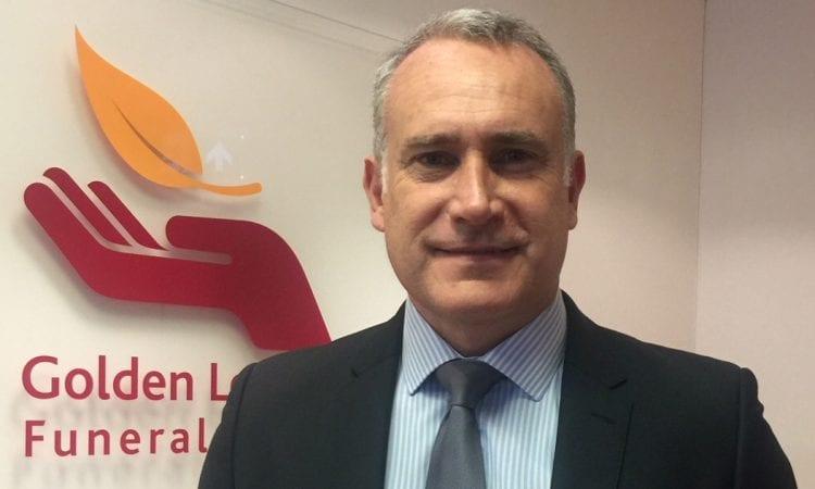Barry Floyd, managing director of Golden Leaves