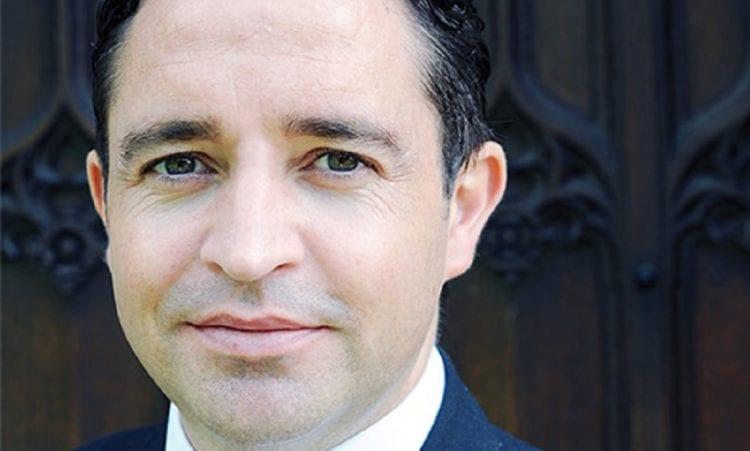 Gareth Coles, managing director of Coles Funeral Directors