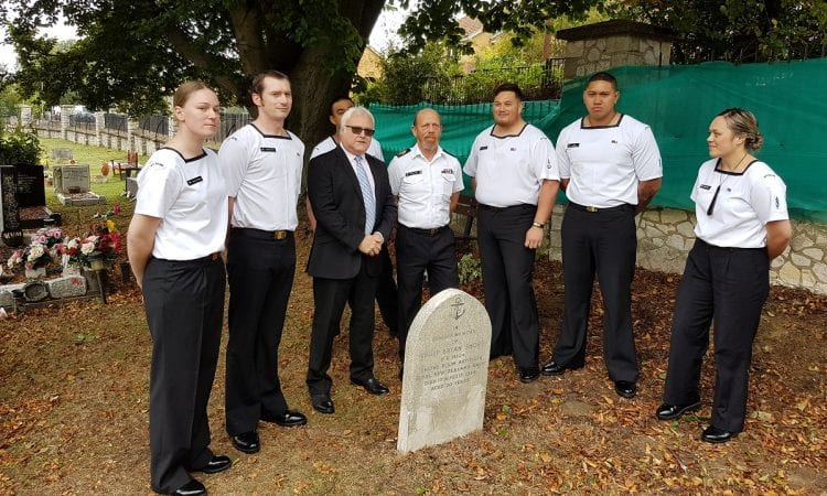 The Rowland Brothers Exhumation Services team